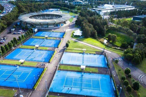 tennis development program