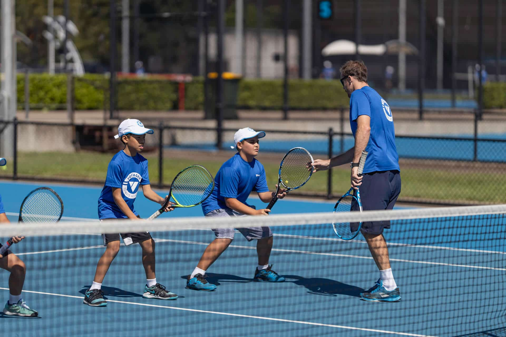 Holiday Tennis Camps Sydney