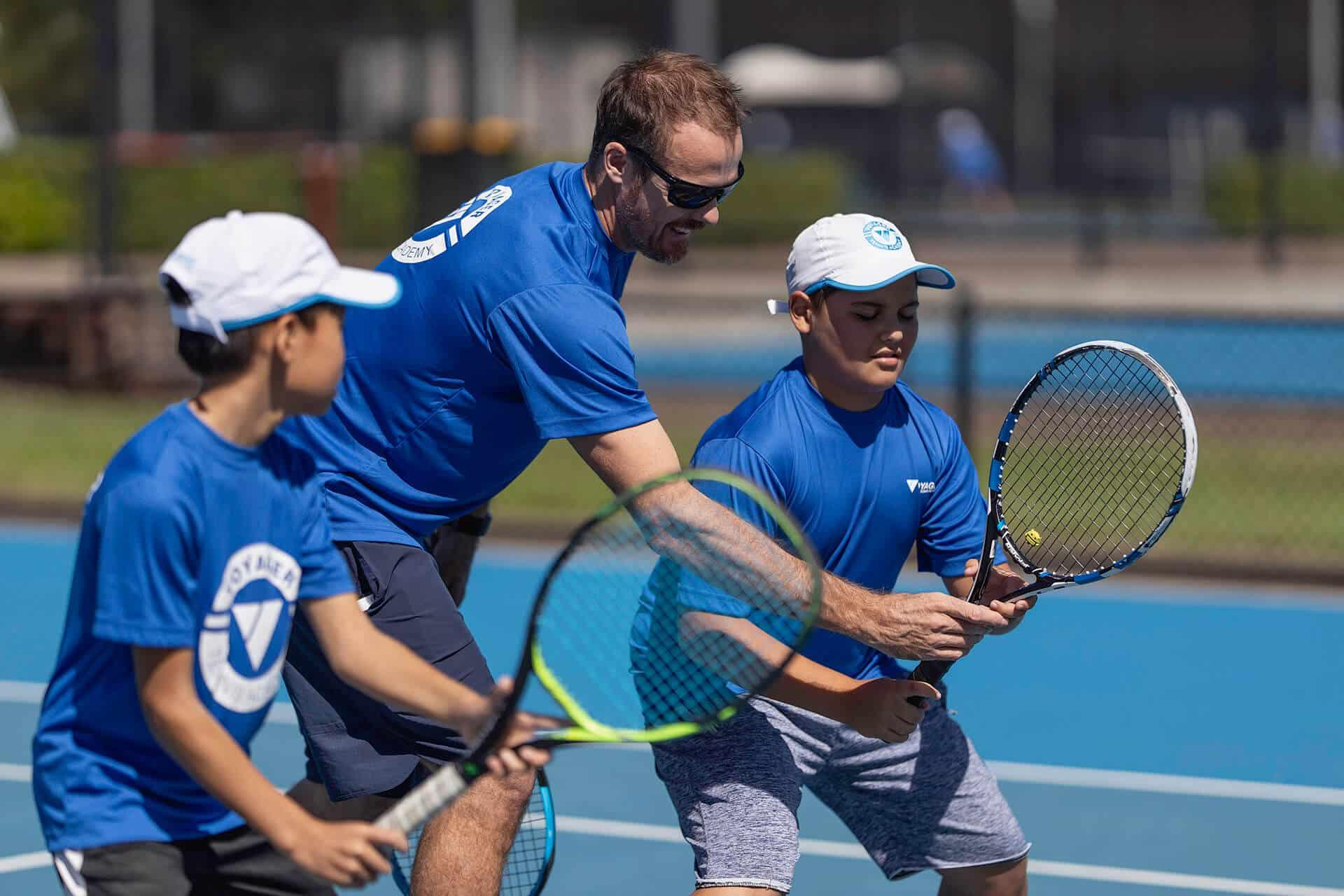 Tennis Academy Sydney Olympic Park