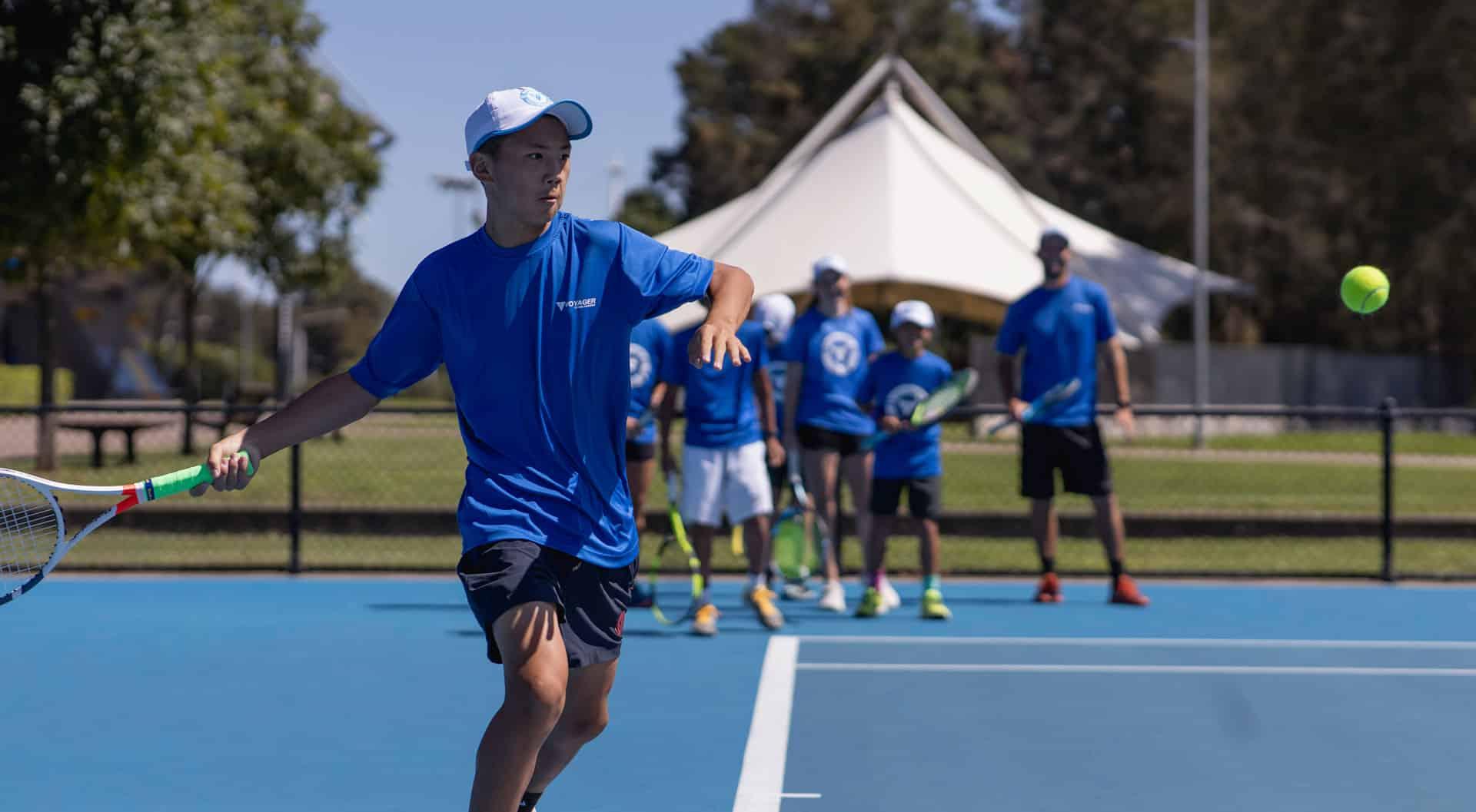 Tennis Development Pathway