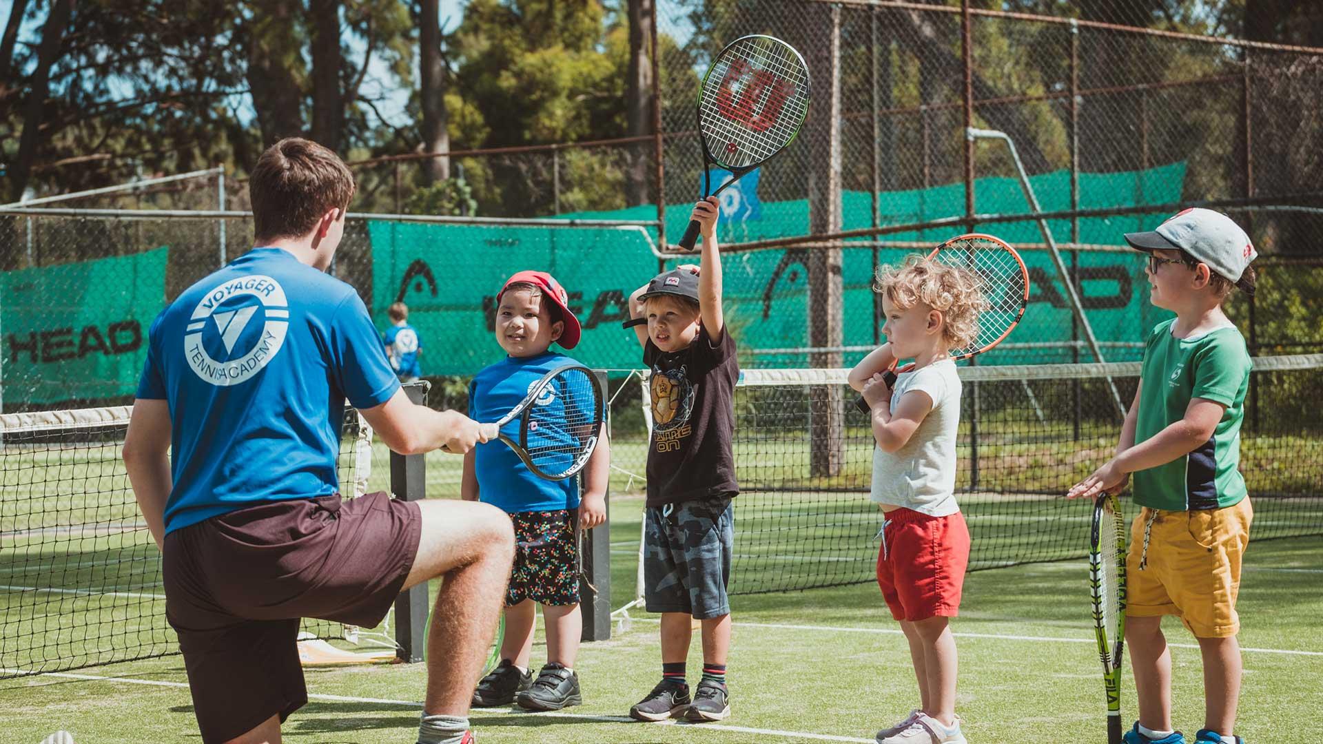 Tennis Hot Shots program