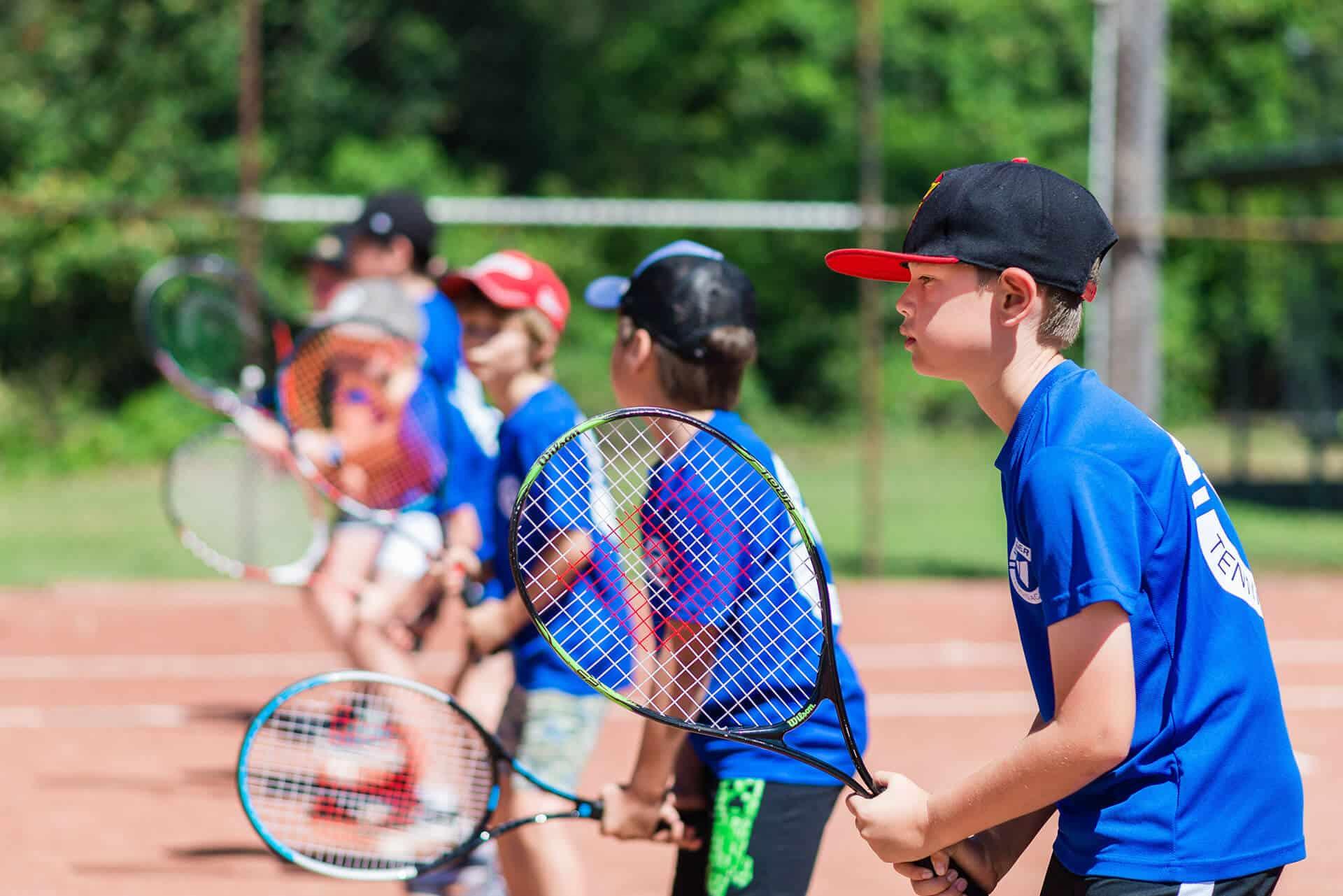 Tennis Lessons Wakehurst